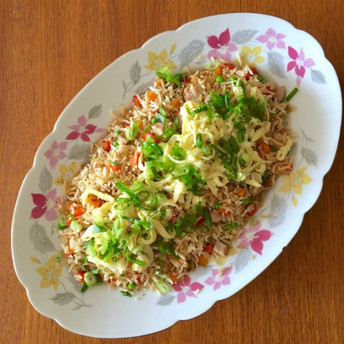 Fantastic Fridge Rice