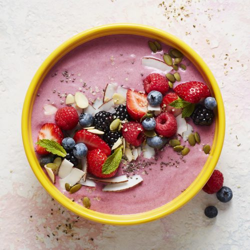 SUNSET® WOW™ Berry Smoothie Bowl