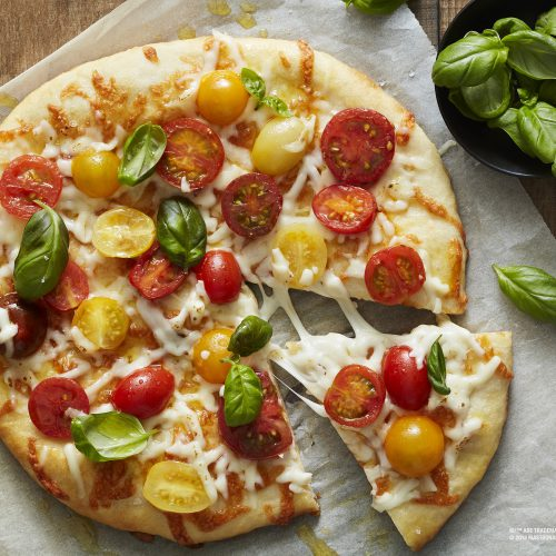 SUNSET® – Wild Wonders Pizza Bianca
