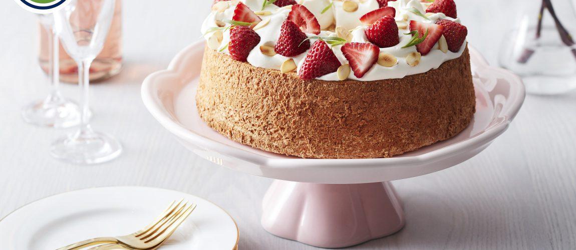 SUNSET® – Wow Berry Angel Food Cake