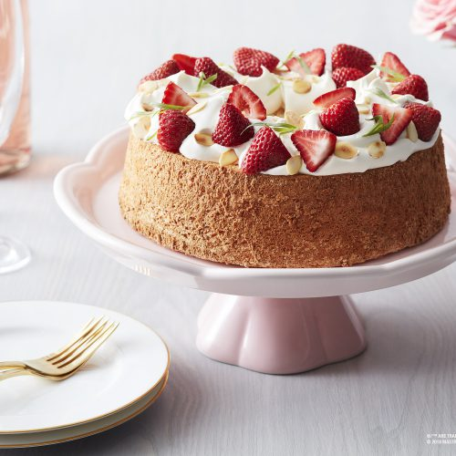 SUNSET® – Wow Berry Angel Food Cake