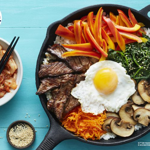 SUNSET® Pickled Aloha™ Pepper Bibimbap