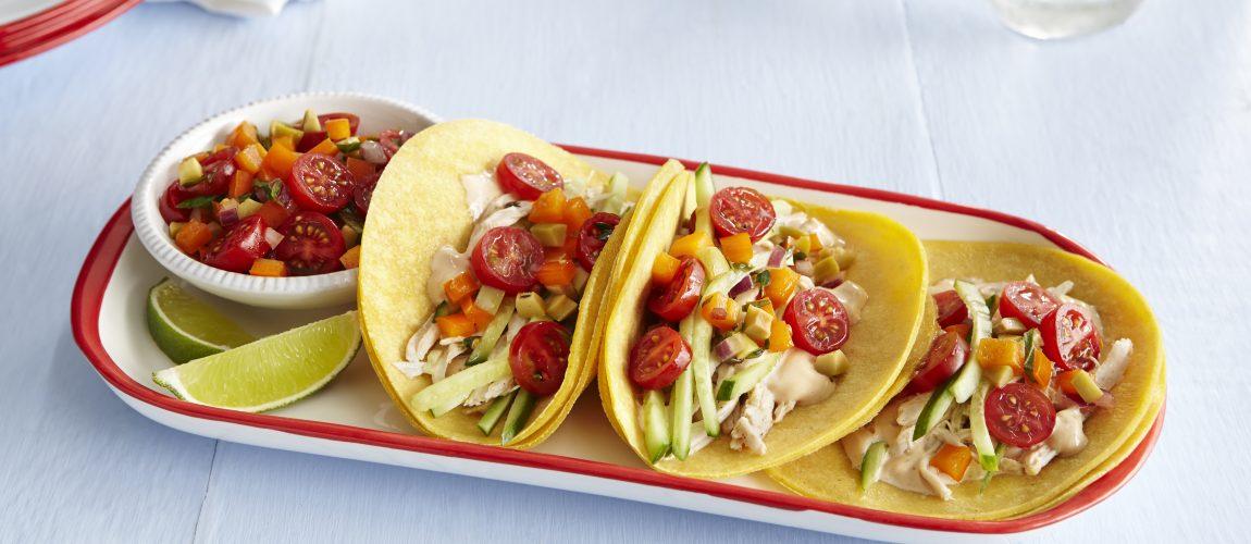 SUNSET® Leftover Turkey Taco