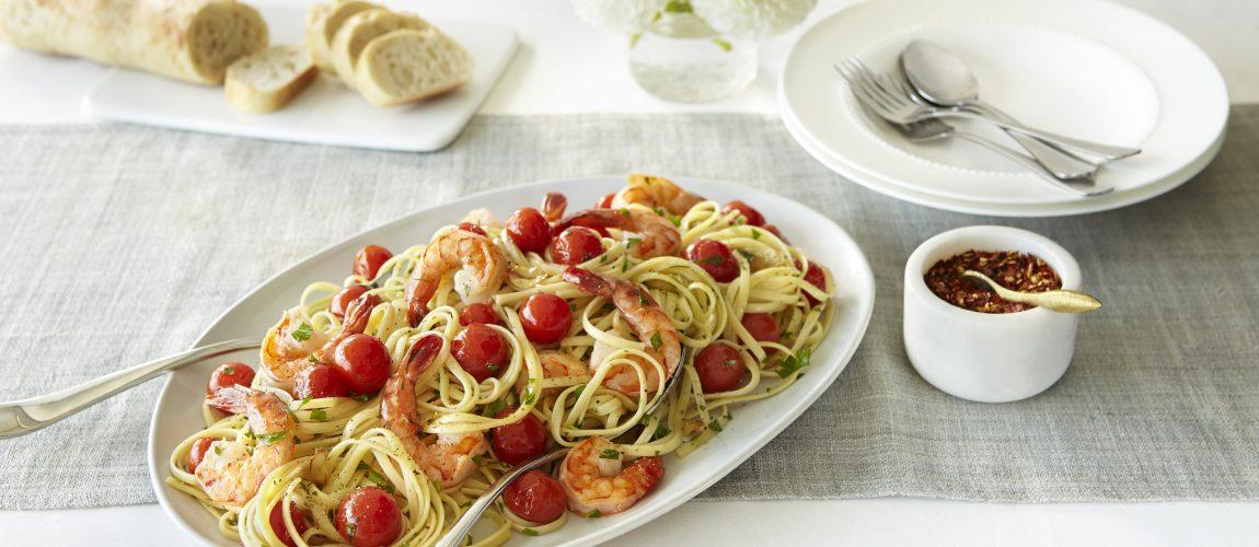SUNSET® One Sweet Shrimp Linguini
