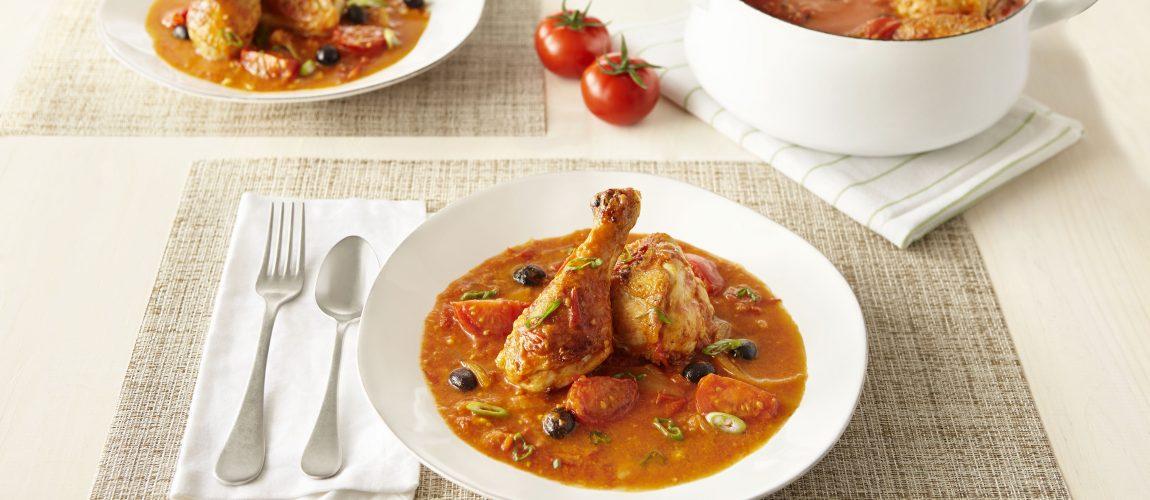 SUNSET® Stewed Tomato Chicken