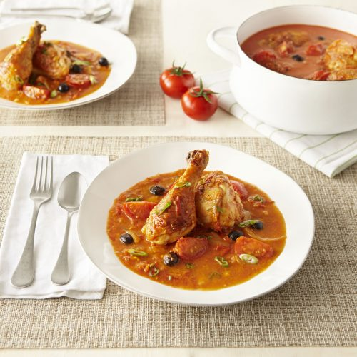 SUNSET® Stewed Tomato Chicken