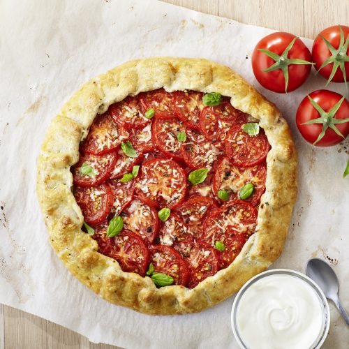 VIDEO – SUNSET® Campari Tomato Galette