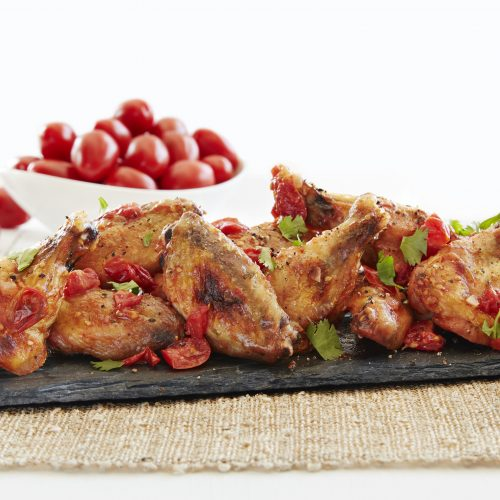 VIDEO – SUNSET® Wok Tossed Hot Wings