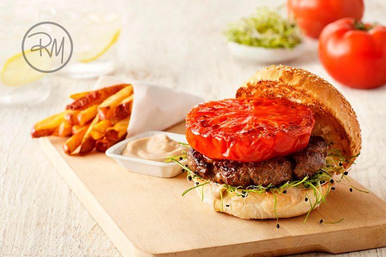 SUNSET® Bruleed Broiler Burger