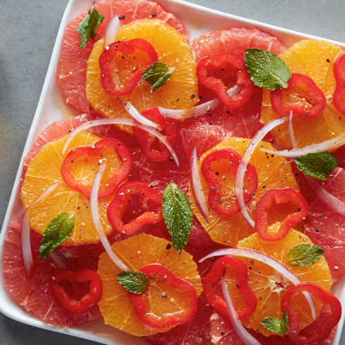 SUNSET® Sweet Twister™ Citrus Salad