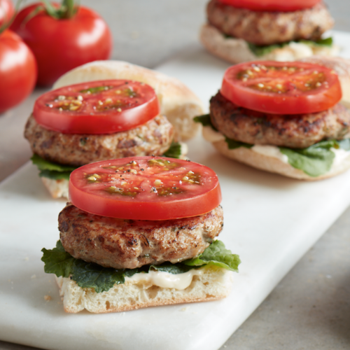 SUNSET® The Incredible Tomato™ Turkey Sliders