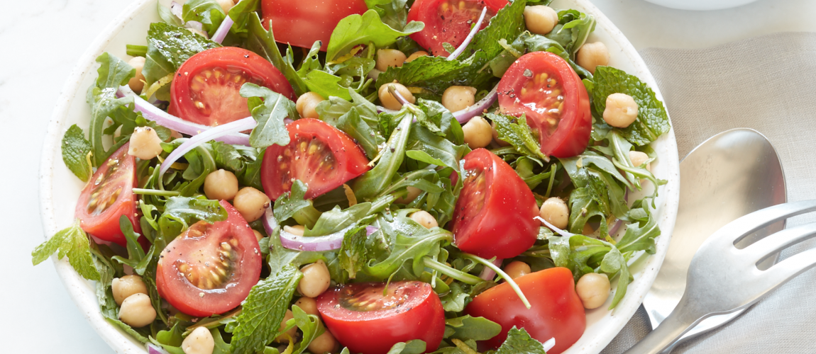SUNSET® Tomato and Mint Salad