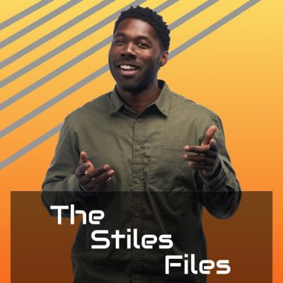 AUDIO – RM Joins the Show from The Stiles Files