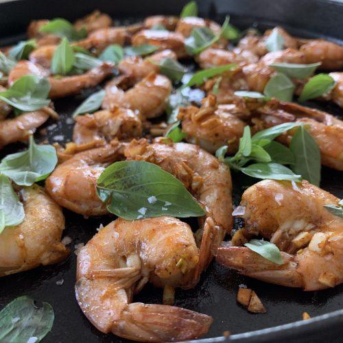 Smoked Paprika Shrimp
